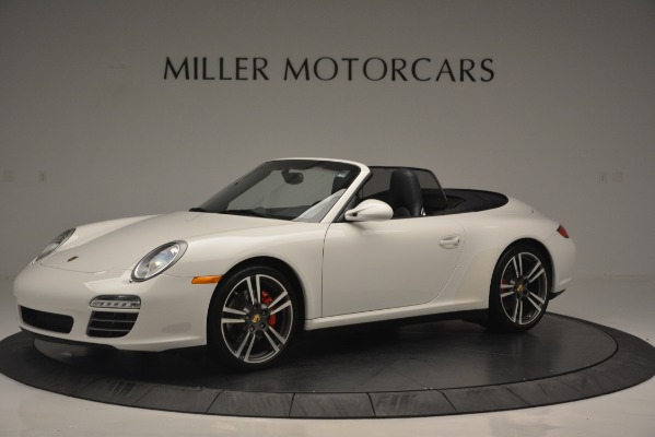 Used 2011 Porsche 911 Carrera 4S for sale Sold at Pagani of Greenwich in Greenwich CT 06830 2