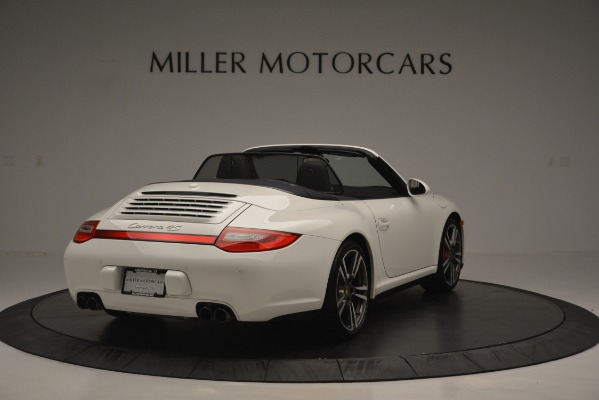 Used 2011 Porsche 911 Carrera 4S for sale Sold at Pagani of Greenwich in Greenwich CT 06830 8