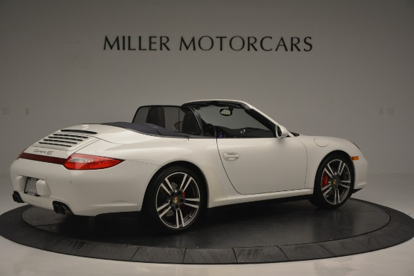 Used 2011 Porsche 911 Carrera 4S for sale Sold at Pagani of Greenwich in Greenwich CT 06830 9
