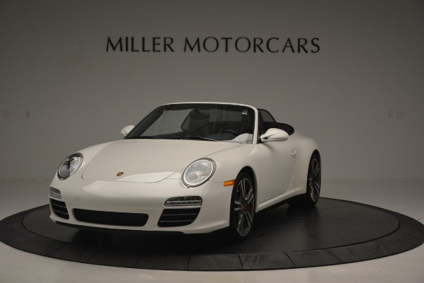 Used 2011 Porsche 911 Carrera 4S for sale Sold at Pagani of Greenwich in Greenwich CT 06830 1