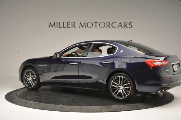 New 2019 Maserati Ghibli S Q4 for sale Sold at Pagani of Greenwich in Greenwich CT 06830 4