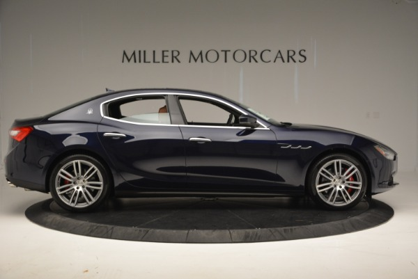 New 2019 Maserati Ghibli S Q4 for sale Sold at Pagani of Greenwich in Greenwich CT 06830 9