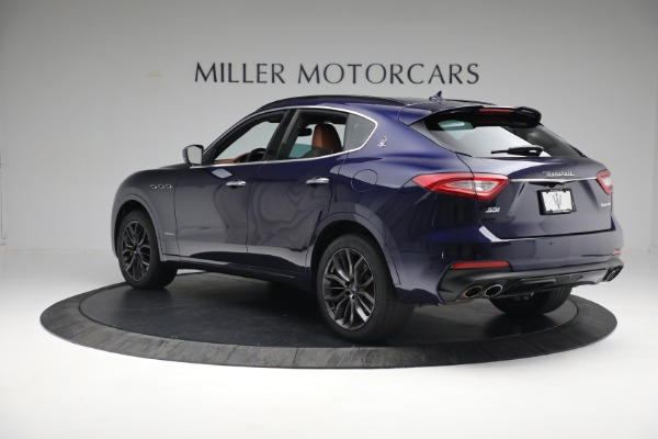 New 2019 Maserati Levante S Q4 GranSport for sale Sold at Pagani of Greenwich in Greenwich CT 06830 5
