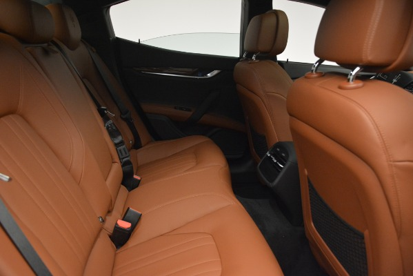 New 2019 Maserati Ghibli S Q4 for sale Sold at Pagani of Greenwich in Greenwich CT 06830 21