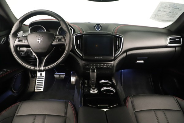 Used 2019 Maserati Ghibli S Q4 GranSport for sale $64,900 at Pagani of Greenwich in Greenwich CT 06830 16