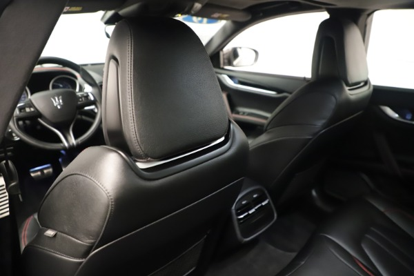 Used 2019 Maserati Ghibli S Q4 GranSport for sale $64,900 at Pagani of Greenwich in Greenwich CT 06830 20