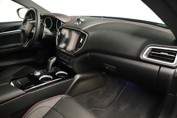 Used 2019 Maserati Ghibli S Q4 GranSport for sale $64,900 at Pagani of Greenwich in Greenwich CT 06830 22