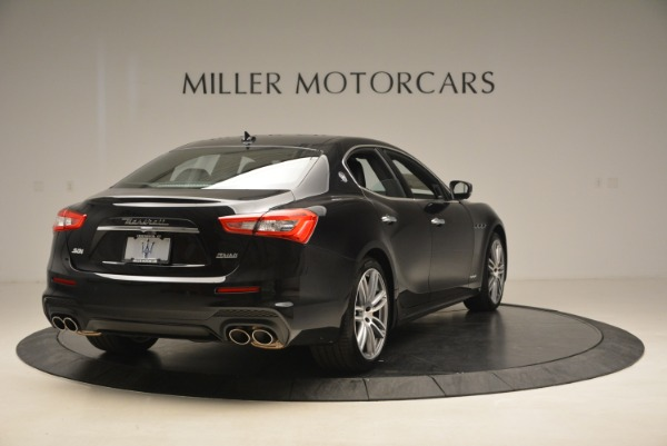 Used 2019 Maserati Ghibli S Q4 GranSport for sale $64,900 at Pagani of Greenwich in Greenwich CT 06830 7