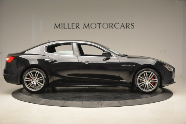 Used 2019 Maserati Ghibli S Q4 GranSport for sale $64,900 at Pagani of Greenwich in Greenwich CT 06830 9