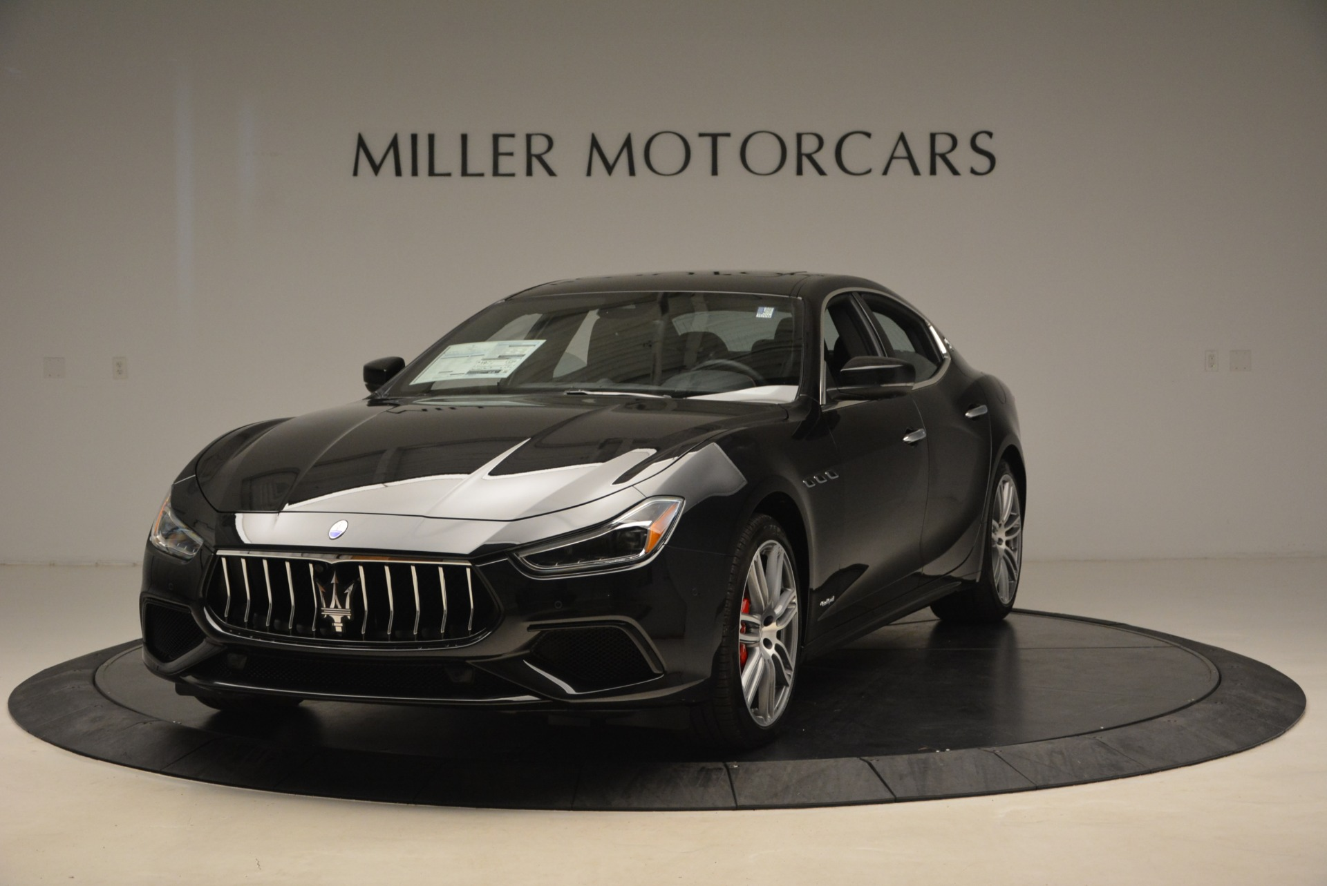 Used 2019 Maserati Ghibli S Q4 GranSport for sale $64,900 at Pagani of Greenwich in Greenwich CT 06830 1