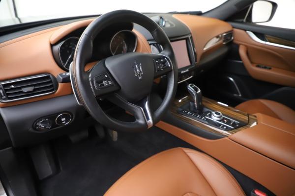 Used 2019 Maserati Levante Q4 GranLusso for sale Sold at Pagani of Greenwich in Greenwich CT 06830 13