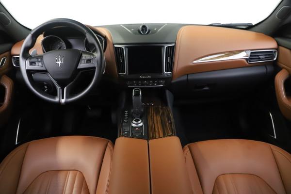 Used 2019 Maserati Levante Q4 GranLusso for sale Sold at Pagani of Greenwich in Greenwich CT 06830 16