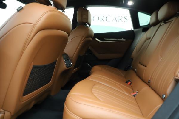 Used 2019 Maserati Levante Q4 GranLusso for sale Sold at Pagani of Greenwich in Greenwich CT 06830 19