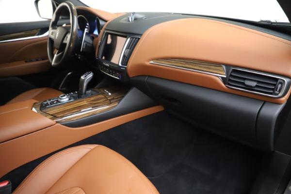 Used 2019 Maserati Levante Q4 GranLusso for sale Sold at Pagani of Greenwich in Greenwich CT 06830 22
