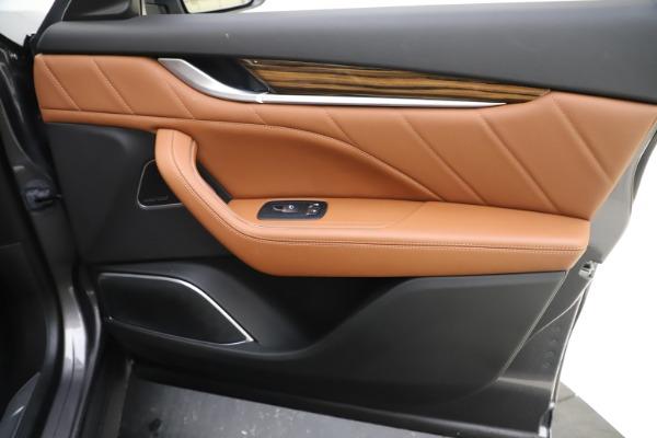 Used 2019 Maserati Levante Q4 GranLusso for sale Sold at Pagani of Greenwich in Greenwich CT 06830 25