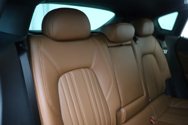 Used 2019 Maserati Levante Q4 GranLusso for sale Sold at Pagani of Greenwich in Greenwich CT 06830 26