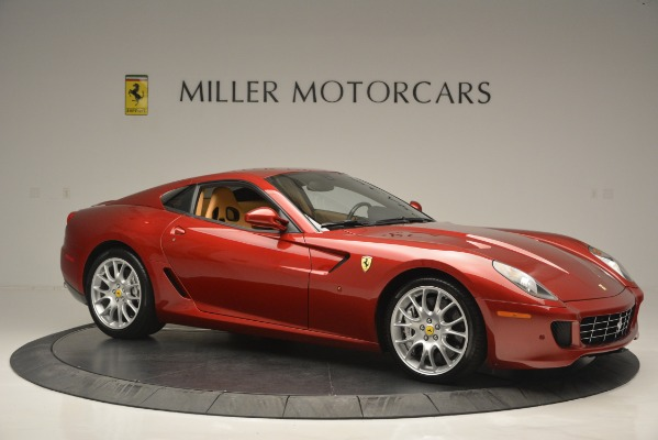 Used 2009 Ferrari 599 GTB Fiorano for sale Sold at Pagani of Greenwich in Greenwich CT 06830 10