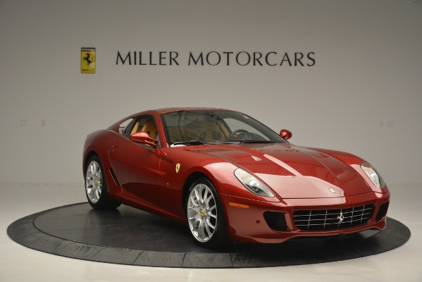 Used 2009 Ferrari 599 GTB Fiorano for sale Sold at Pagani of Greenwich in Greenwich CT 06830 11