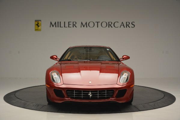 Used 2009 Ferrari 599 GTB Fiorano for sale Sold at Pagani of Greenwich in Greenwich CT 06830 12