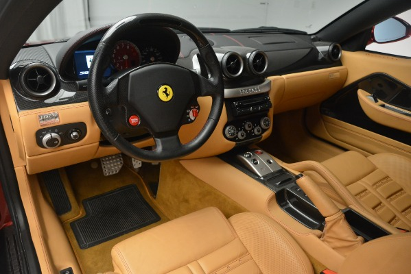 Used 2009 Ferrari 599 GTB Fiorano for sale Sold at Pagani of Greenwich in Greenwich CT 06830 13