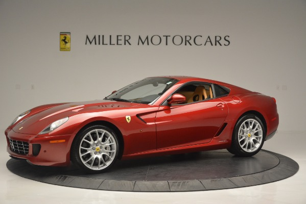 Used 2009 Ferrari 599 GTB Fiorano for sale Sold at Pagani of Greenwich in Greenwich CT 06830 2
