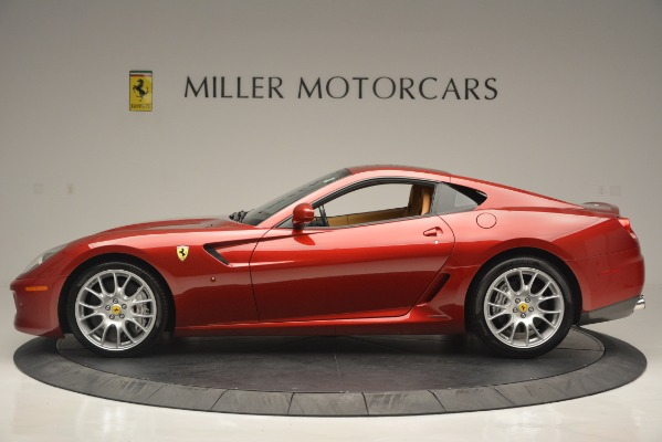 Used 2009 Ferrari 599 GTB Fiorano for sale Sold at Pagani of Greenwich in Greenwich CT 06830 3