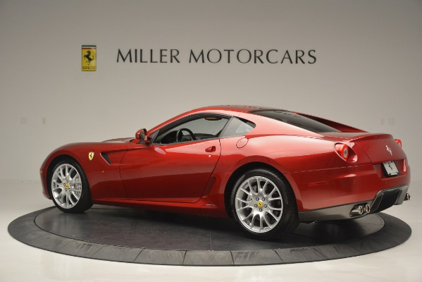 Used 2009 Ferrari 599 GTB Fiorano for sale Sold at Pagani of Greenwich in Greenwich CT 06830 4