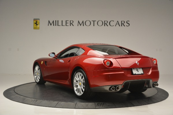 Used 2009 Ferrari 599 GTB Fiorano for sale Sold at Pagani of Greenwich in Greenwich CT 06830 5