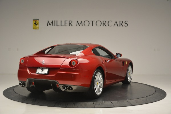 Used 2009 Ferrari 599 GTB Fiorano for sale Sold at Pagani of Greenwich in Greenwich CT 06830 7