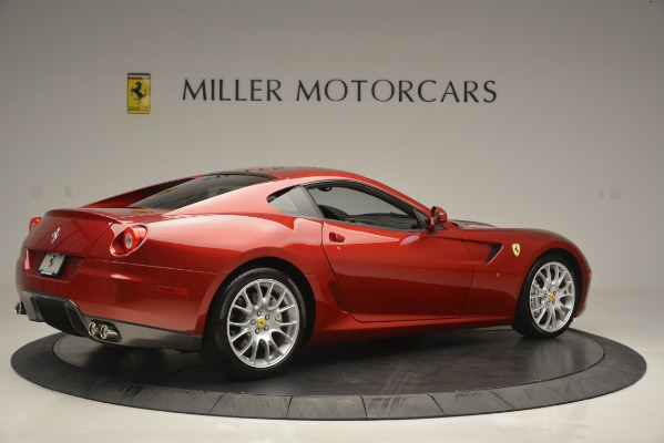 Used 2009 Ferrari 599 GTB Fiorano for sale Sold at Pagani of Greenwich in Greenwich CT 06830 8
