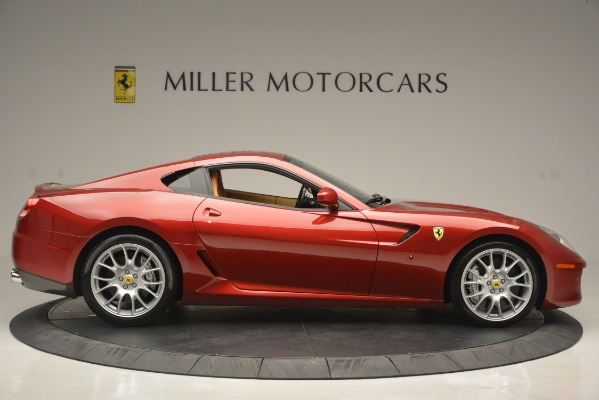 Used 2009 Ferrari 599 GTB Fiorano for sale Sold at Pagani of Greenwich in Greenwich CT 06830 9