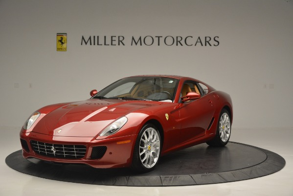 Used 2009 Ferrari 599 GTB Fiorano for sale Sold at Pagani of Greenwich in Greenwich CT 06830 1