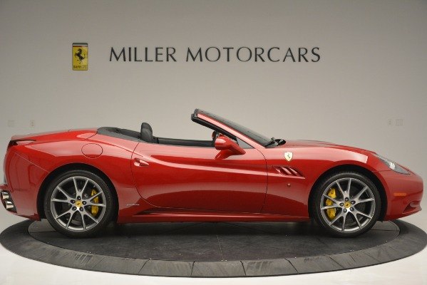 Used 2011 Ferrari California for sale Sold at Pagani of Greenwich in Greenwich CT 06830 10