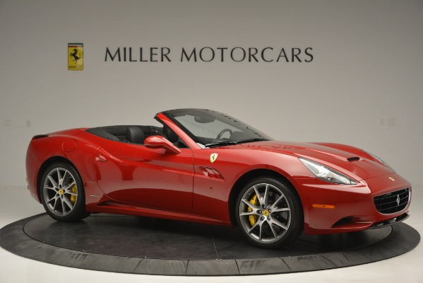 Used 2011 Ferrari California for sale Sold at Pagani of Greenwich in Greenwich CT 06830 11
