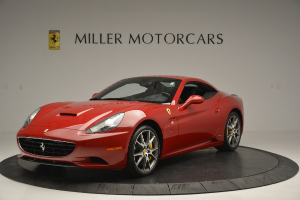 Used 2011 Ferrari California for sale Sold at Pagani of Greenwich in Greenwich CT 06830 13