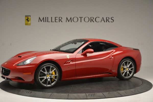 Used 2011 Ferrari California for sale Sold at Pagani of Greenwich in Greenwich CT 06830 14
