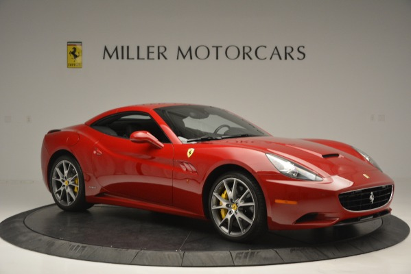 Used 2011 Ferrari California for sale Sold at Pagani of Greenwich in Greenwich CT 06830 17