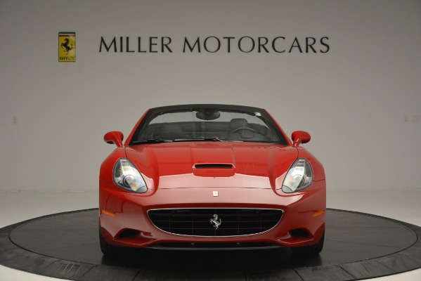 Used 2011 Ferrari California for sale Sold at Pagani of Greenwich in Greenwich CT 06830 6