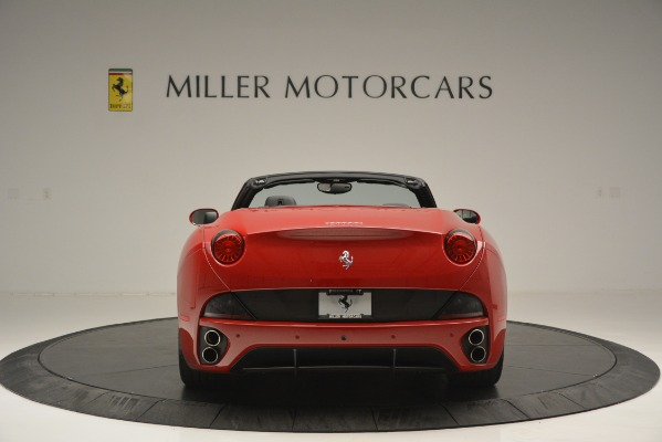 Used 2011 Ferrari California for sale Sold at Pagani of Greenwich in Greenwich CT 06830 7