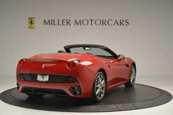 Used 2011 Ferrari California for sale Sold at Pagani of Greenwich in Greenwich CT 06830 8