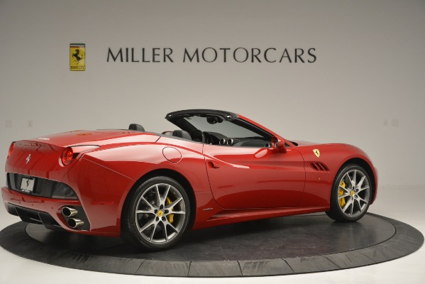 Used 2011 Ferrari California for sale Sold at Pagani of Greenwich in Greenwich CT 06830 9