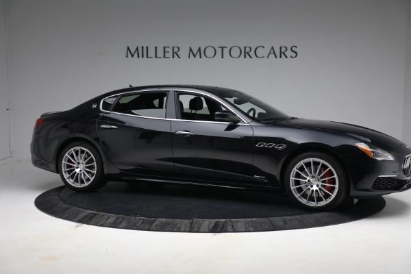 Used 2019 Maserati Quattroporte S Q4 GranLusso for sale $69,900 at Pagani of Greenwich in Greenwich CT 06830 10