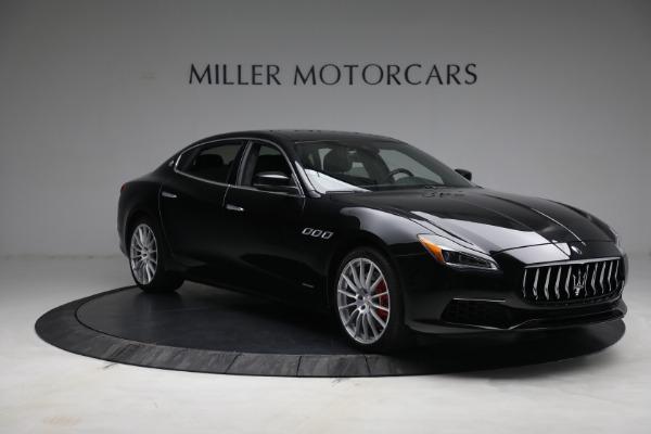 Used 2019 Maserati Quattroporte S Q4 GranLusso for sale $69,900 at Pagani of Greenwich in Greenwich CT 06830 11