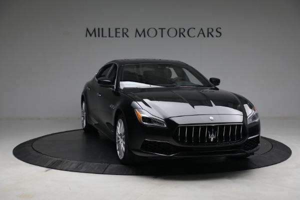 Used 2019 Maserati Quattroporte S Q4 GranLusso for sale $69,900 at Pagani of Greenwich in Greenwich CT 06830 12