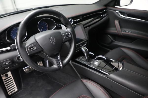 Used 2019 Maserati Quattroporte S Q4 GranLusso for sale $69,900 at Pagani of Greenwich in Greenwich CT 06830 14