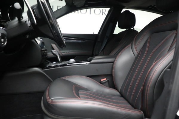 Used 2019 Maserati Quattroporte S Q4 GranLusso for sale $69,900 at Pagani of Greenwich in Greenwich CT 06830 15
