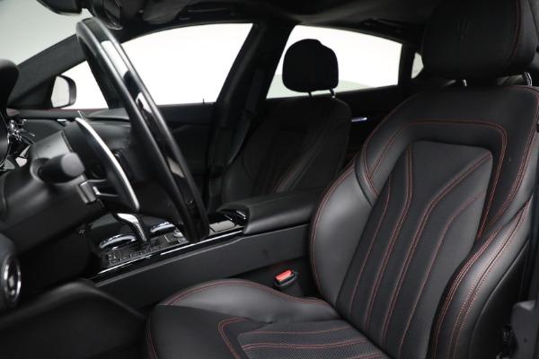 Used 2019 Maserati Quattroporte S Q4 GranLusso for sale $69,900 at Pagani of Greenwich in Greenwich CT 06830 16