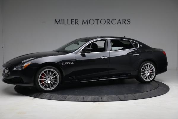 Used 2019 Maserati Quattroporte S Q4 GranLusso for sale $69,900 at Pagani of Greenwich in Greenwich CT 06830 2