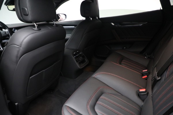 Used 2019 Maserati Quattroporte S Q4 GranLusso for sale $69,900 at Pagani of Greenwich in Greenwich CT 06830 22