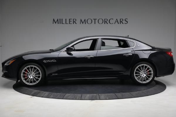 Used 2019 Maserati Quattroporte S Q4 GranLusso for sale $69,900 at Pagani of Greenwich in Greenwich CT 06830 3